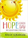 Hope for Each Day: 365 Devotions for Kids 画像