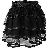 SONONIA ファッション 子供 プリンセス ソリッド カラー ポンチョ ガール レース ショート スカート  結婚式 全5色
