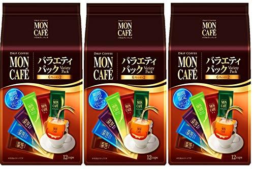 MONCAFE(モンカフェ)『バラエティ パック』