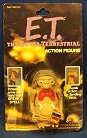 ヴィンテージ1982( LJN ) E。T。アクションフィギュア