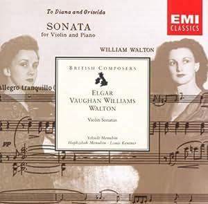 Elgar/Vaughan Williams/Walt