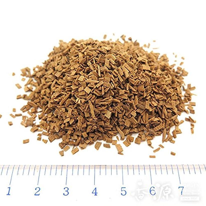 知性スペクトラム鎮静剤香木/お香原料 インド産 老山白檀 刻 100g