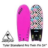 """Tyler Stanaland Pro Twin Fin 54"""" 【キャッチ サーフ】タイラー スタナランド プロ 54 ツインフィン (FIN付き) 正規品 送料無料 (Tyler StanalandPro Twin Fin 54"""", 54インチ)"""