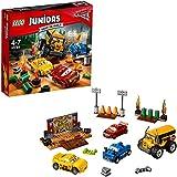 Lego Juniors Cars 3 Thunder Hollow Crazy 8 Race 10744 Playset Toy