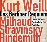 Das Berliner Requiem by Flemish Radio Choir