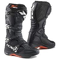 TCX x-helium Michelinブラックオフロードブーツ9671 44 / 10 ブラック TCX-9671 NERO 44