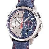 [ボームアンドメルシー]BAUME&MERCIER 腕時計 クリフトン クラブ シェルビーコブラ 中古[1334108] ブルー 付属:国際保証書 ボックス 冊子