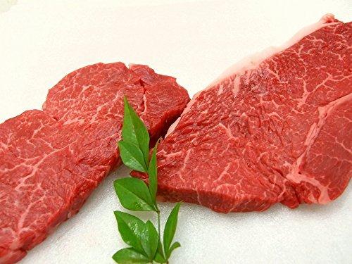 ギフト用 厳選 【 黒毛和牛 雌牛限定 】 上ヒレステーキ と 赤身モモ ステーキ 10枚 セット 【木箱詰め】