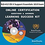9L0-412 OS X Support Essentials 10.8 Exam Online Certification Learning Made Easy