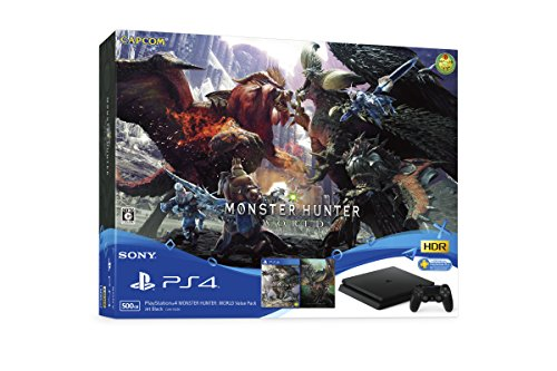 PlayStation 4 MONSTER HUNTER: ...