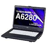 富士通 FMV-A6280(Cel 585/15WTFT/1GB/80GB/DVD/WinXPPro(DG)) FMVXN0484Z