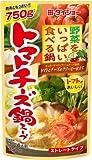 野菜をいっぱい食べる鍋 トマトチーズ鍋スープ 750g×2本
