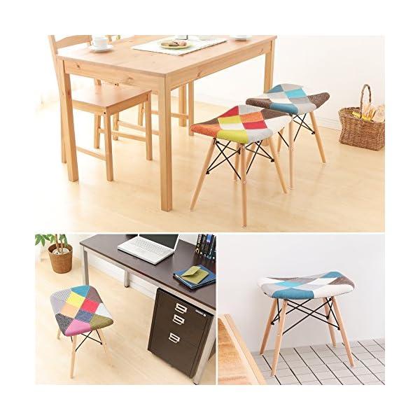 椅子 イームズチェア スツール デザイナーズ ...の紹介画像3