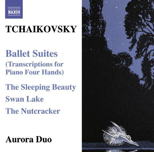 チャイコフスキー:バレエ組曲(4手のためのピアノ編曲版)