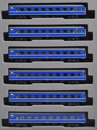 24系寝台特急「ゆうづる」6両増結セット 10-812