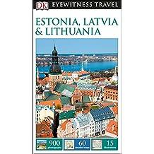 DK Eyewitness Estonia, Latvia & Lithuania