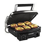 Best パニーニグリル - Proctor Silex 5-in-1 Indoor Countertop Grill,Griddle & Panini Review