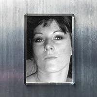 ANNI-FRID LYNGSTAD - オリジナルアート冷蔵庫マグネット #js005
