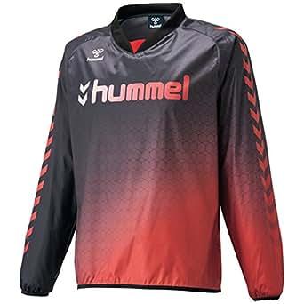 [ヒュンメル] サッカー・フットサル シャツ HAW4160 チリペッパー 日本 S-(日本サイズS相当)