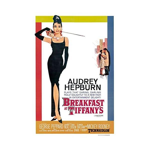 ポスター ティファニーで朝食を カラー TX-1449の商品画像