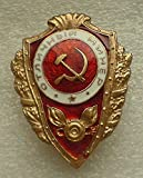 優れた鉱夫WW2ソ連兵ロシア軍特殊部隊共産主義ボルシェビキバッジコピー