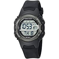 Armitron Sport Women's 45/7088BLK Digital Chronograph Black Resin Strap Watch