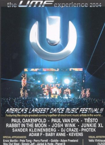 Umf Experience 2004 [DVD] [Import]