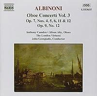 Oboe Concerti 3