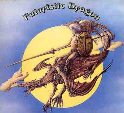 Futuristic Dragon (Dlx)