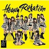 JKT48 Heavy Rotation ヘビーローテーション CD + DVD (Type-A) 1st Album【生写真 握手券付き】