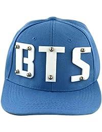 K-Pop BTS Embroidery Cotton Baseball Cap Bangtan Boys Snapback Hat Cotton Adjustable Dad Hat