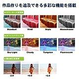 ViviCam 5050 ブラック VIV-5050-BLK 画像