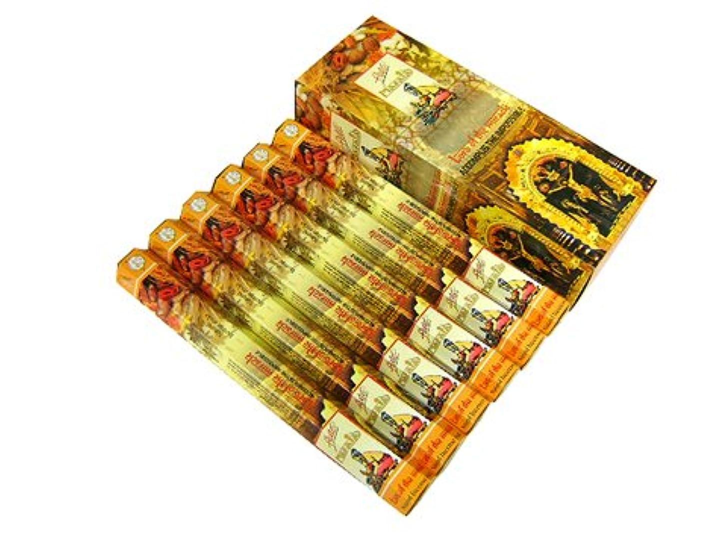 飾り羽水曜日ビリーFLUTE(フルート) ロードオブミラクル香 スティック マサラタイプ MASALA-LORD OF MIRACLE 6箱セット