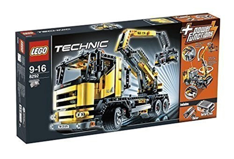 LEGO (レゴ) Technic (テクニック) 8292: Cherry Picker ブロック おもちゃ (並行輸入)