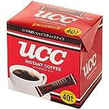 UCC インスタントコーヒースティック 2g×40P