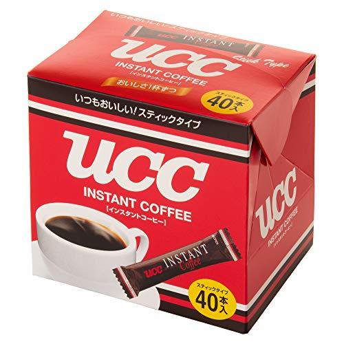 UCC『インスタントコーヒー スティック』