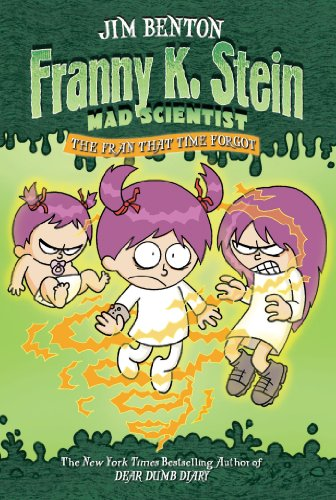 The Fran That Time Forgot (Franny K. Stein, Mad Scientist)の詳細を見る