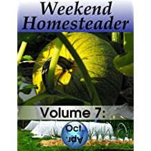 Weekend Homesteader: October