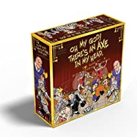 Oh My God! There's An Axe In My Head. Board Game [並行輸入品]