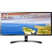 LG モニター ディスプレイ 29UM59-P 29インチ/21:9 ウルトラワイド/IPS非光沢/...