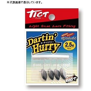 TICT(ティクト) Dartin Hurry ダーティンハリー 4.0g