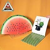 ◆手品?マジック◆パラパラ漫画(果物)?ストーリーファン(果物)セット ◆A2181