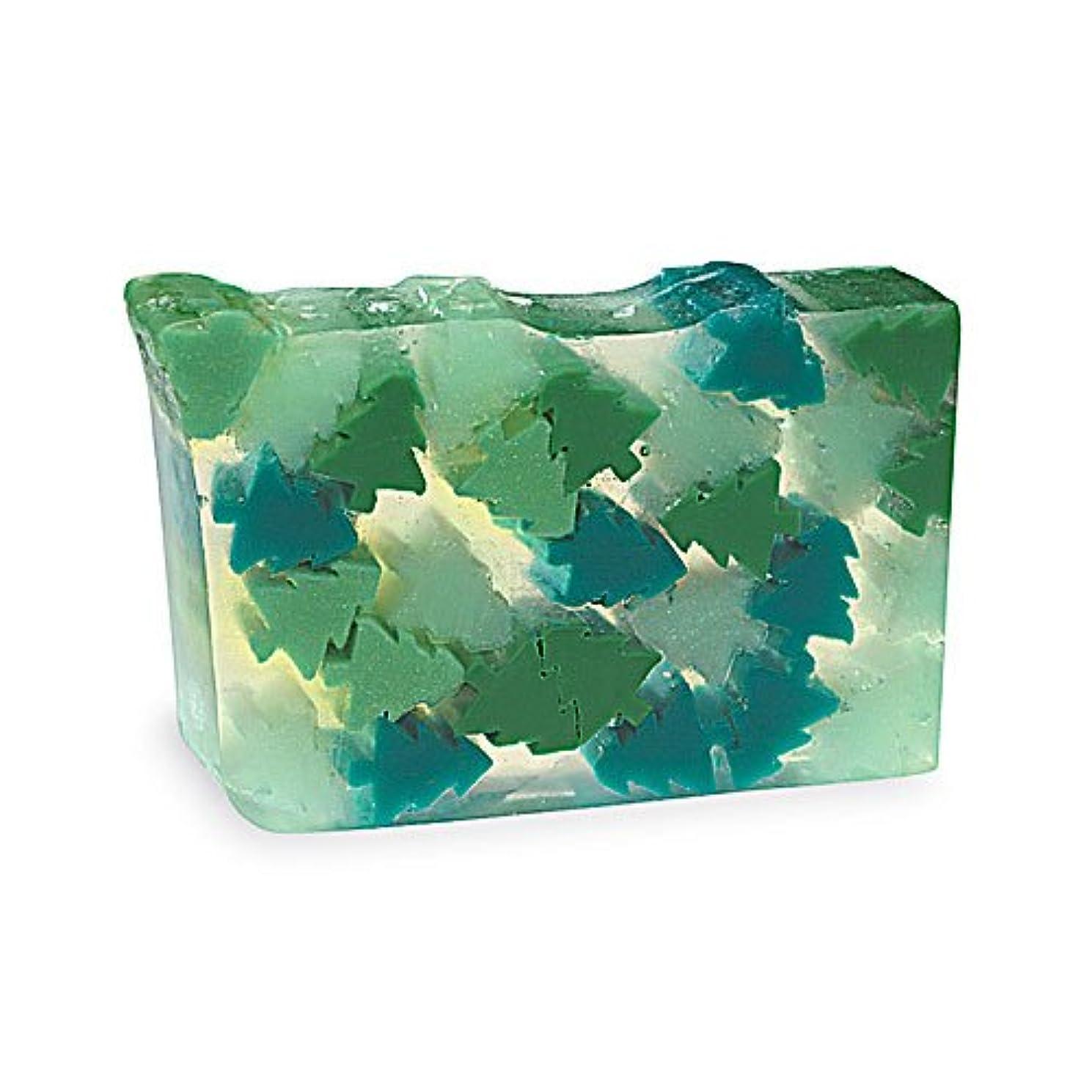 プライモールエレメンツ アロマティック ソープ エバーグリーンツイスト 180g 植物性 ナチュラル 石鹸 無添加