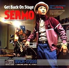 SEAMO「DRIVE」のジャケット画像
