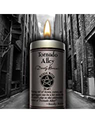 Wicked Witch Mojo Tornado Alley Candle by Dorothy Morrison