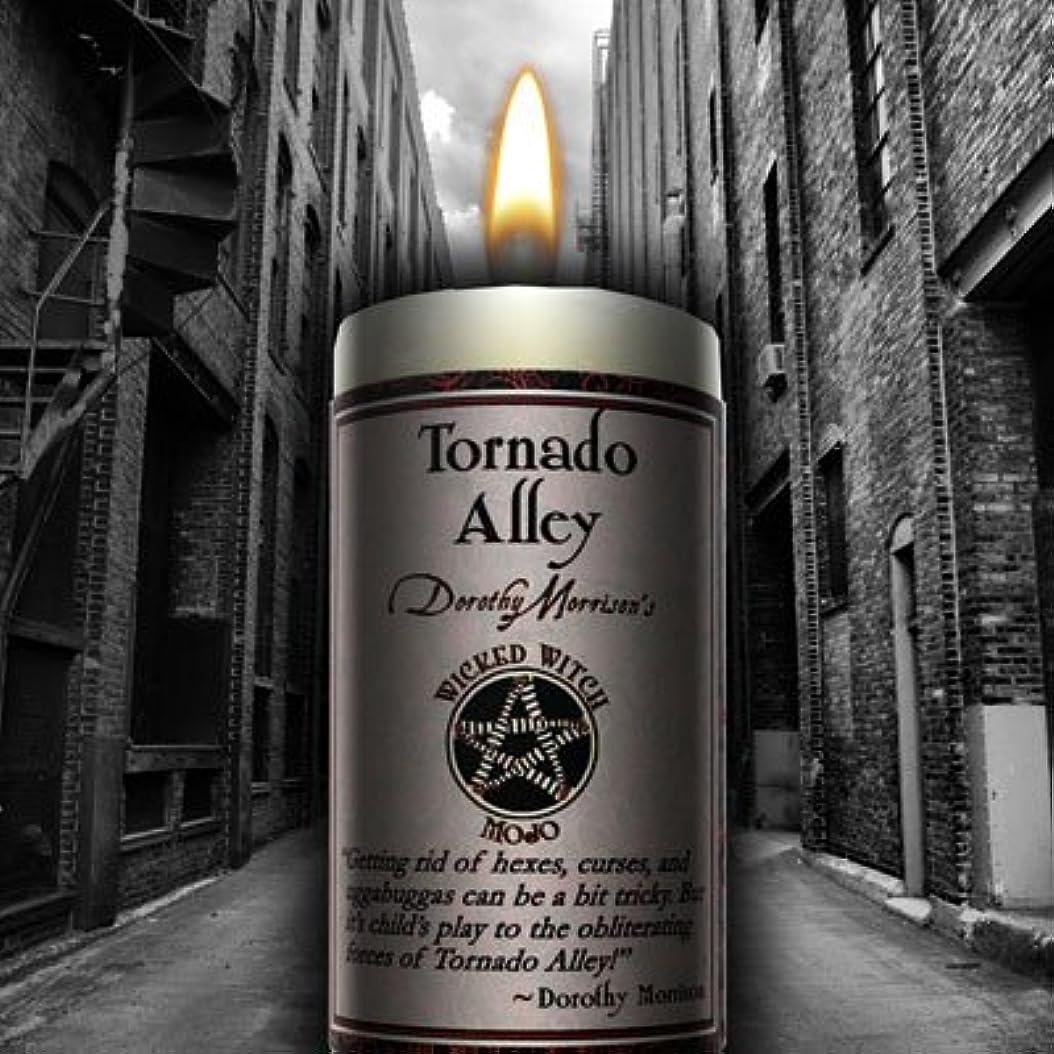 地中海強調意識的Wicked Witch Mojo Tornado Alley Candle by Dorothy Morrison