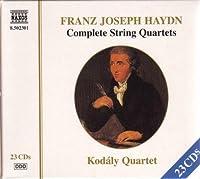 Franz Joseph Haydn: Complete String Quartets (2006-08-01)