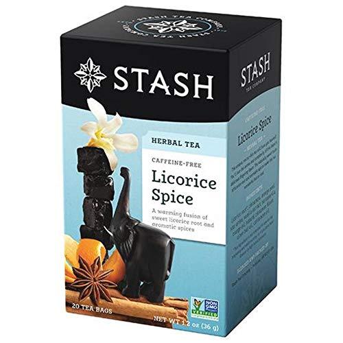 Stash Tea 茶甘草スパイス