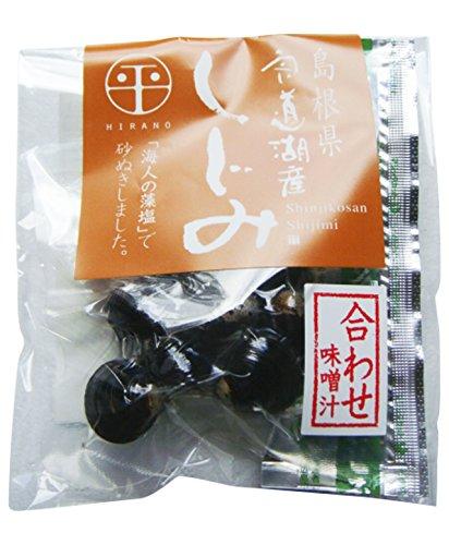 島根県(宍道湖産)大和しじみ使用即席しじみ汁(合わせ味噌)