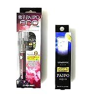 マルマン 電子PAIPO eco+フレーバーリキッド ジントニック 10ml (本体レッド)